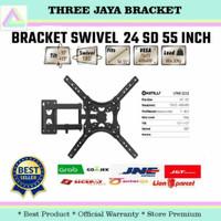 Bracket Swivel Oximus LYNX 2232 Bracket TV 29 32 40 43 49 50 55 Inch