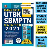 Bank Soal UTBK SBMPTN Saintek 2021 + 18 Paket Soal & Pembahasan