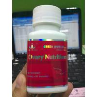 Green World Ovary Nutrition Capsule - Obat Miom
