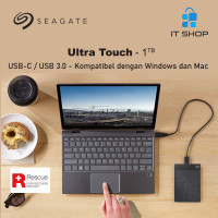 Seagate Backup Plus Ultra Touch 1 TB