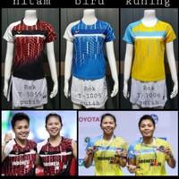 Baju Kaos Badminton Bulutangkis Victor 3042 Cewek Grade Ori Import
