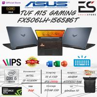 Asus TUF GAMING FX506LH i5-10300 8GB 512GB-SSD GTX1650-4GB 144HZ IPS