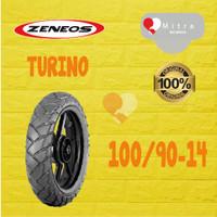 BAN LUAR ZENEOS 100/90-14 TURINO ZN33 TUBELESS