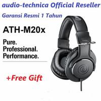 Hearphone Audio Techica ATH-M20x Garansi Rei