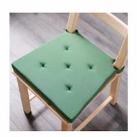 Bantal Alas Kursi / Bantal Alas Bangku 35x42Cm Hijau IKEA ORIGINAL