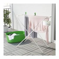 Jemuran, dalam/luar ruang, putih. JALL IKEA. No. artikel: 002.428.91
