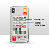 Casing HP NASA EXPRESS CUSTOM VIVO OPPO XIAOMI IPHONE SAMSUNG LENOVO - Anticrack, Premium Quality
