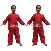 baju PANGSI Betawi anak-anak