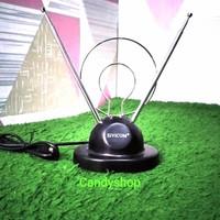 ANTENA TV / antena dalam / antena indor kabel 1 meter SENTOSA