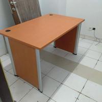 Meja Kantor INDACHI DD.121A-Ukuran 120x60x75 cm-Molek_Furniture