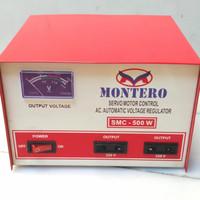 Stabilizer/stavolt SMC 500W MONTERO