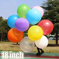 18 inch Balon Latex Doff Dove / Balon Karet Doff Dove Aneka Warna