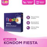 Kondom Fiesta Delay - 3 Pcs