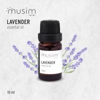 Lavender Essential Oil / Minyak Aroma Terapi Pure 10ml 10 ml - MUSIM