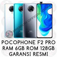 Pocophone Poco F2 Pro 6/128 RAM 6GB ROM 128GB GARANSI RESMI