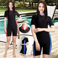 baju renang diving unisex wanita dan pria