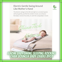 Xiaomi Baby Swing Sleeping Rocking Chair Bouncer Baby Cradle BY03