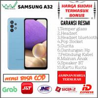 SAMSUNG A32 RAM 8/128 / RAM 6/128 GB GARANSI RESMI