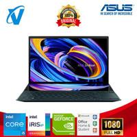 Asus ZenBook Duo UX482EG Intel i5-1135G7 RAM 8G SSD 512G MX450 Win 10
