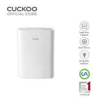 CUCKOO Air Purifier Air G-Eco⁺ Full White (Pemurni Udara)