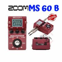 zoom ms60b ms-60 b efek gitar bass