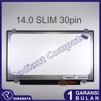 LCD LED 14.0 Slim 30pin Lenovo G40-30 G40-45 G40-70 G40-75 G40-80