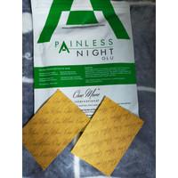 Koyo Turki|Ajaib|Painless Night Glu One More Internasional 1/2 Lembar.