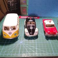 diecast miniatur kinsmart mainan mobil klasik harga satuan