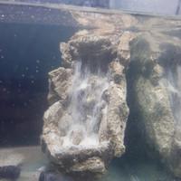 waterfall Air terjun aquascape mini &big