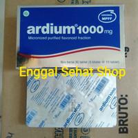 ardium 1000mg strip original