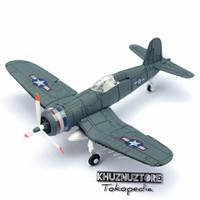 Mainan Pesawat Rakit rakitan kapal terbang klasik diecast jadul