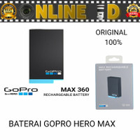 Baterai gopro hero max / baterai go pro hero max 360 original gopro