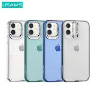 USAMS Eagle Series Protective Case with Hidden Holder iPhone 12 Series