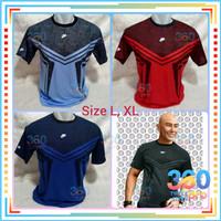Kaos Bola / Baju Olahraga / Baju gym / Kaos Sport Pria