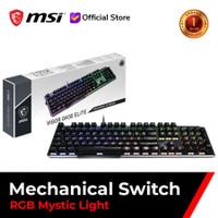 Keyboard MSI Vigor GK50 Elite LL US - Keyboard Gaming MSI GK-50 Elite