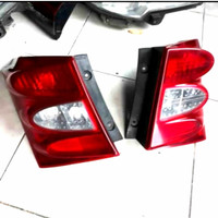 stoplamp lampu belakang honda freed 2009 2010 satuan kiri kanan