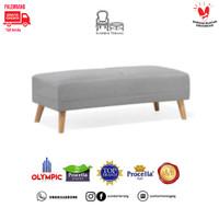 Bangku Sofa Panjang Bench Minimalis /Olympic Procella Stool Dino Bench