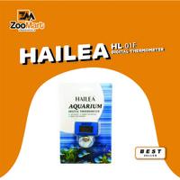 Hailea Aquarium Digital Thermometer / Termometer/ Air Laut / Air Tawar