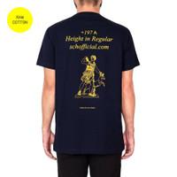 Sch Tshirt Relict Ss Navy Blue - M