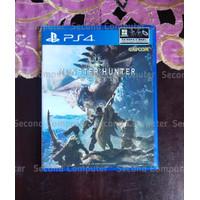 BD PS4 Monster Hunter World (MHW)