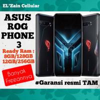 ASUS ROG PHONE 3 8GB,12GB/128GB ORIGINAL GARANSI RESMI INDONESIA TAM
