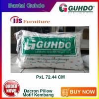 Bantal Guhdo Dacron Pillow uk 72x44