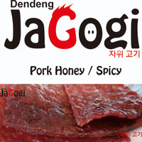 Dendeng Babi Jagogi 250g - Manis