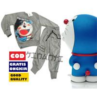 Baju Anak Setelan 1-10 Tahun Pakaian Anak Laki LAki Perempuan Doraemon