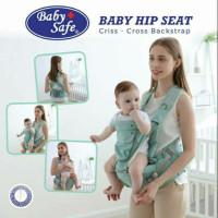 Baby Safe hipseat criss cross BC07 Gendongan bayi