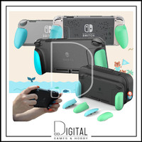 Nintendo Switch Grip Case Maxcarry by Skull & Co. Animal Crossing Ver.