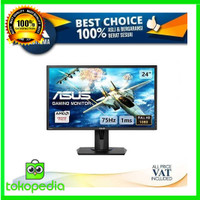 Monitor LED Gaming Asus VG245 VG245H 24 1920x1080 75Hz 1ms HDMI VGA