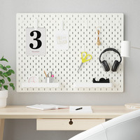 SKADIS IKEA. Kombinasi papan berlubang.No. artikel: 094.063.69