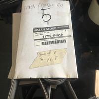 Fan belt nissan march,datsun go, 7pk1165 asli