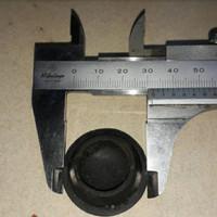 karet dop panel diameter 32mm x 25mm